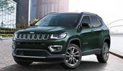 La Jeep Compass s'offre un nouveau 1.3 l turbo essence