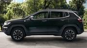 Jeep Compass (2020) : nouvelle gamme uniquement en essence