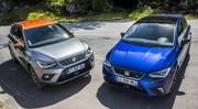 Seat Ibiza et Arona : la fin du diesel