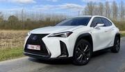 Essai Lexus UX 250h: avantages et inconvénients