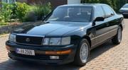 Marche arrière : La Lexus LS 400