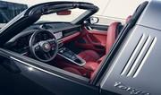 Porsche 911 Targa, l'été indien