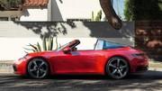 Porsche 911 type 992 Targa (2020) : la même, encore mieux !