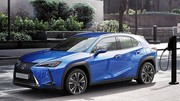 Lexus UX 300e, batterie garantie 1 million de km