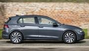 Volkswagen Golf 8: problème de logiciel