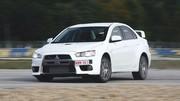 Essai Mitsubishi Lancer Evolution : Use base renouvelée