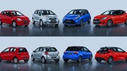 Toyota Yaris, l'intégrale : la plus française des japonaises