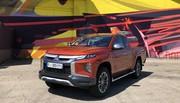 Essai vidéo Mitsubishi L200 (2020) : solide