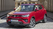 SsangYong aussi passe au 3 cylindres turbo-essence