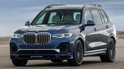 Alpina XB7, le BMW X7 le plus luxueux du monde