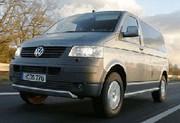 Volkswagen Multivan : une version PanAmericana à 4 roues motrices
