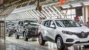 Renault envisagerait de fermer quatre usines en France