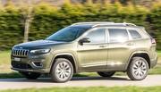 Essai Jeep Cherokee : Ajustements avant remplacement ?