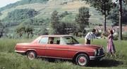 50 ans de coupés Classe E chez Mercedes-Benz