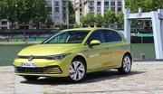 Essai Volkswagen Golf 1.5 e-TSi 150 ch : un cru technologique