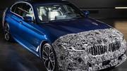 Les Série 5 restylée et Série 6 GT facelift montrées camouflées par BMW