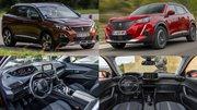 Peugeot 3008 1.2 PureTech 130 VS Peugeot 2008 1.2 PureTech 130 : notre comparatif et nos mesures
