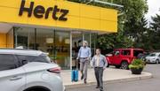 Hertz déclarée en faillite en Amérique du Nord