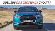 Quel SUV DS 3 Crossback choisir ?