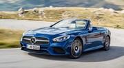 La prochaine Mercedes SL s'inspirera de la 300 SL Gullwing