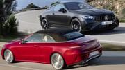 Mercedes Classe E Coupé et Cabriolet restylées (2020) : infos et photos officielles