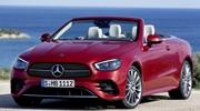 Mercedes Classe E Coupé et Cabriolet : nouvelle tenue
