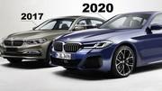 BMW Série 5 restylée (2020) : quels changements ? Infos, prix et photos officielles