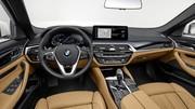 Toutes les infos et les prix de la nouvelle BMW Série 5 restylée