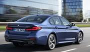 Bmw Série 5 berline G30 et Touring G31 2020 : La gamme et les tarifs