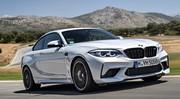 La BMW M2 en Europe c'est bientôt fini