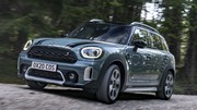 Mini Countryman 2 restylé, service minimum