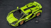 Lamborghini Sián FKP 37 LEGO® Technic, ENFIN !!!