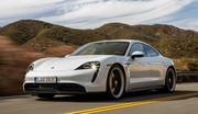 Essai Porsche Taycan 4S : L'enfant sage ?