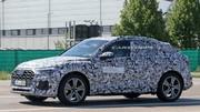 Les premières photos du futur Audi Q5 Sportback 2021