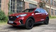 Essai Hyundai Tucson CRDi 115 hybrid (2020) : belle maturité