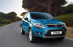 Essai Ford Kuga 2.0 TDCi : Le choix du dynamisme