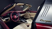 Porsche 911 Targa 4S Heritage Design Edition : épisode 1 sur 4