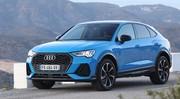 Essai Audi Q3 Sportback 2020