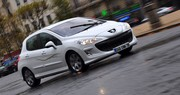 Essai Peugeot 308 Hybride HDi : silence, on roule !