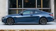 BMW Série 4 coupé (2020) : toutes les infos et les prix