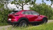 Mazda CX-30 SkyActiv-X : avantages et inconvénients