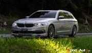 Essai BMW AlpinaB5 Biturbo Touring