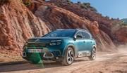 Prix Citroën C5 Aircross : baisse des tarifs et nouvelle gamme 2020