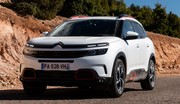 Citroën C5 Aircross : nouveaux tarifs, gamme revue