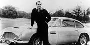 Un demi-siècle de James Bond cars