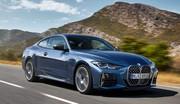 BMW Série 4 Coupé 2020 : La calandre « haricot » prend une nouvelle dimension