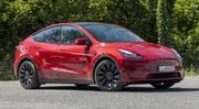 Exclusif Caradisiac: au volant de la Tesla Model Y