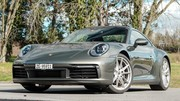Essai Porsche 911 (992) Carrera : Le mythe intemporel