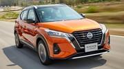 Nissan Kicks : un nouveau petit SUV électrique chez Nissan