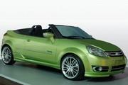 Ford Ka : Un concept cabriolet au Brésil